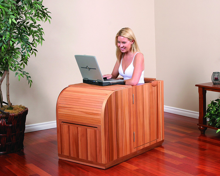 The benefits of sauna treatment 7